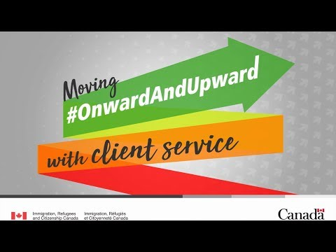 Immigration, Refugees and Citizenship Canada's Client Service Highlights in 2017