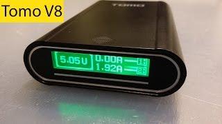 Tomo V8-4 - ''умный'' мобильный источник питания!