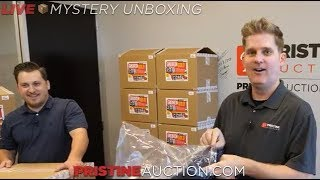 Live Unboxing gridiron Gold Mystery Boxes - Aug 31st