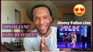 Jimmy Fallon | Dinah Jane - Bottled Up Live Performance Reaction (ft. Ty Dolla $ign and Marc)