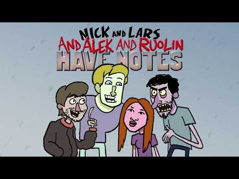 Nerdland Review - Nick and Lars Have Notes
