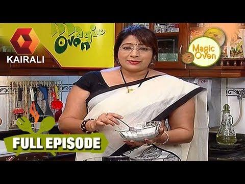 Magic Oven : Mango Cup Cake And Chowari Kanji   5th August 2018   Full Episode