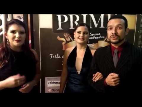 Renata Ulguim entrevista os dançarinos Gislene e Fabrício