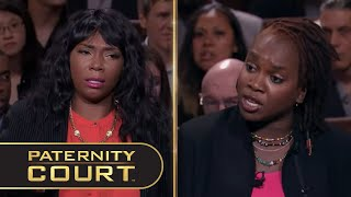 Woman Had Relations With Man AND His Wife Separately  (Full Episode)   Paternity Court