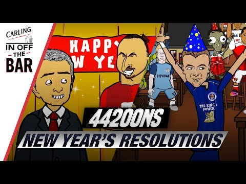 Zlatan's New Year's Resolution? | 442oons NYE Party!