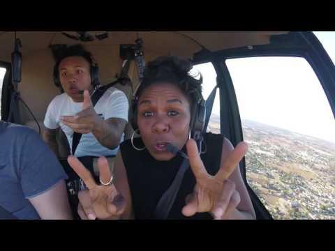 Helicopter Karaoke (All 4 One -  I Swear) | AJ Rafael