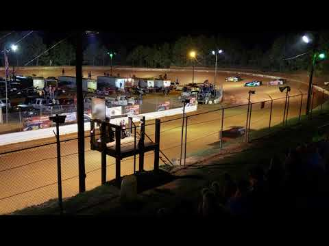 4cyl main at Laurens Speedway 9/22/18