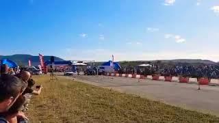 Street Race Mostar 29.09 2019 Mazda CX7 vs Honda Civic