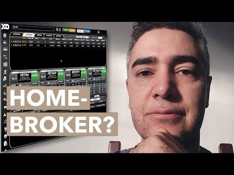 Como usar o Home Broker (para iniciantes)