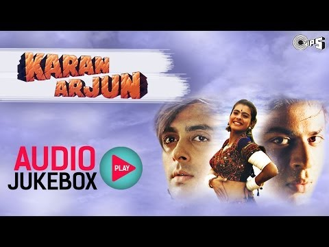 Karan Arjun - Full Songs Jukebox | Shahrukh, Salman, Kajol, Mamta thumbnail