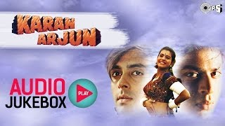 karan-arjun-full-songs-jukebox-shahrukh-salman-kajol-mamta-rajesh-roshan-nonstop-music