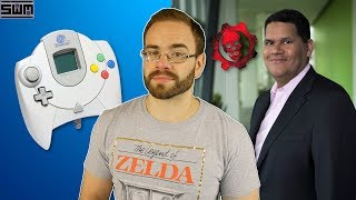 A Cancelled Dreamcast Game Is Found And Gears 5 Pays Tribute To Reggie | News Wave