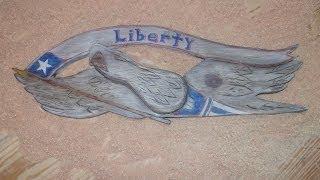 Make A John H. Bellamy Style Eagle