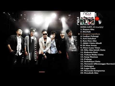 NIDJI - Full Album (20 Lagu Hits Terpopuler dari NIDJI)