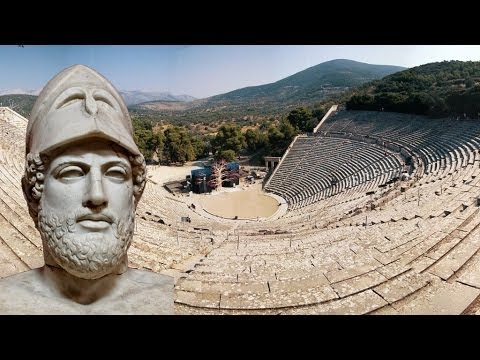 History of Theatre 4 - From Greek to Roman Theater Architecture (Subtitles: English and Español)
