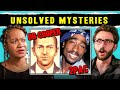 Adults React To Unsolved Mysteries (D.B. Cooper, Bigfoot, Tupac Shakur)