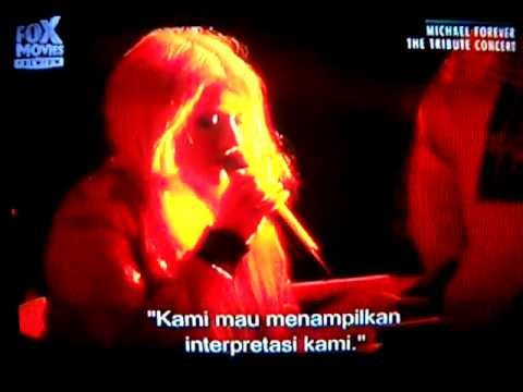 Christina Aguilera - Smile (Michael Forever The Tribute Concert on FOX Movies Premium)_full from YouTube · Duration:  4 minutes 39 seconds