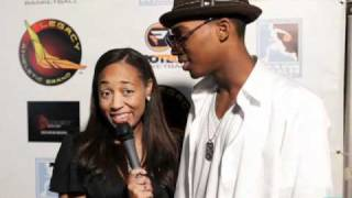 Mishon Interview at RnB Live in Hollywood