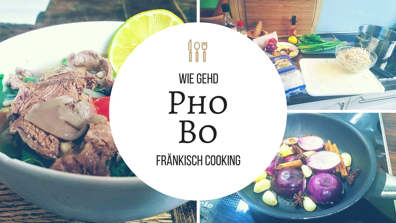 Pho Suppe Kalorien Pho Suppe Kochen Mit Emma - Youtube