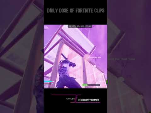 410 fortnite battle royale   fortnite clips and memes ? | #shorts