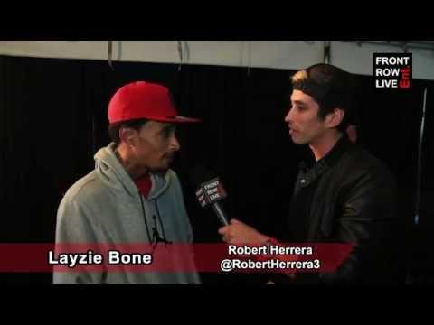 Layzie Bone talks nephew Dizzy Wright, Phil Collins and 'E. 1999 Legends' w/ @RobertHerrera3