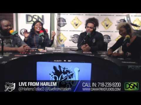 Live From Harlem Jan 8, 2016