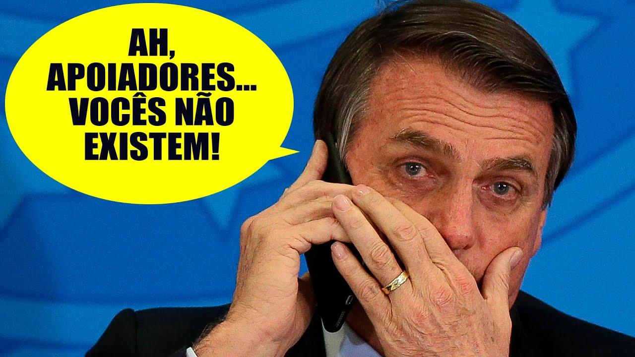 Bolsonaro usa fake em propaganda