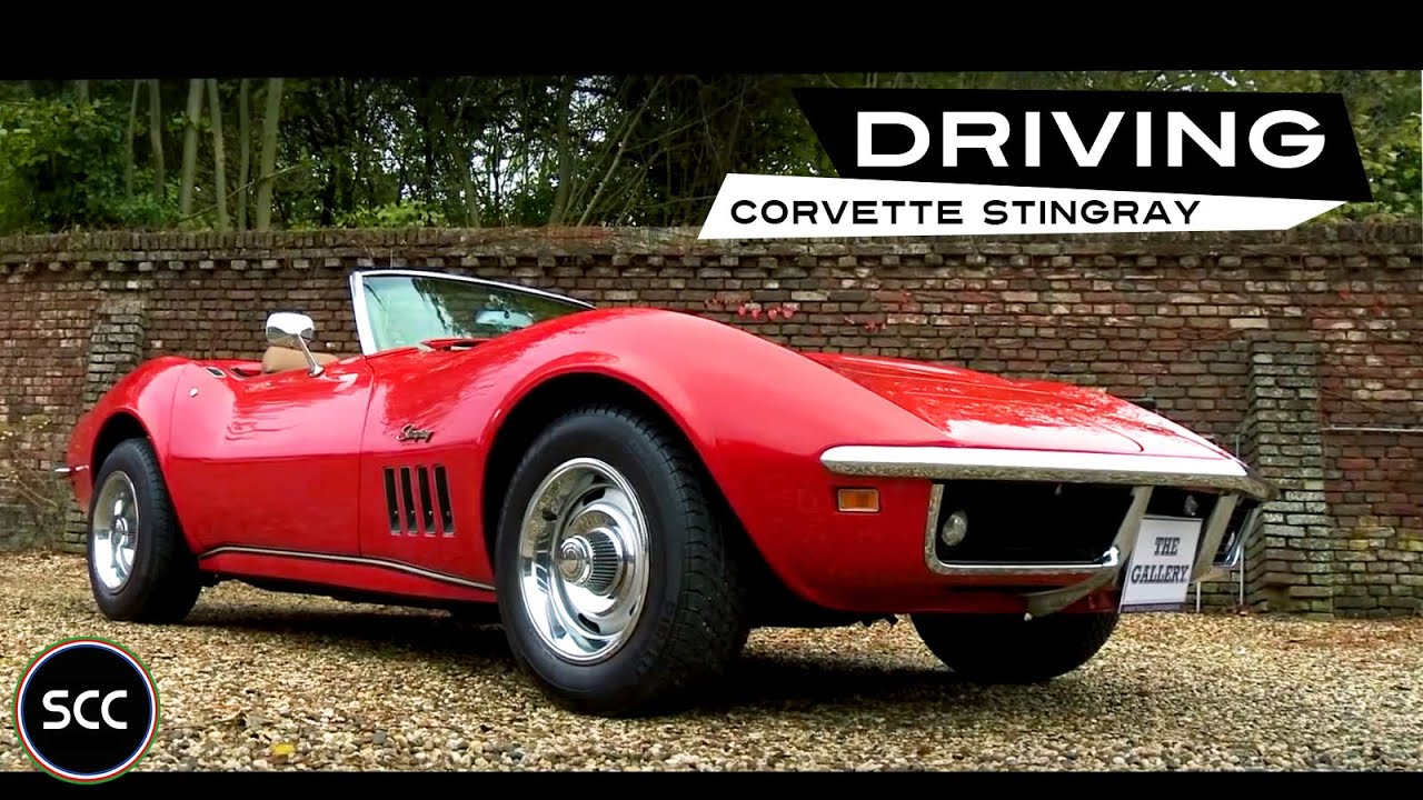 chevrolet corvette stingray c3 cabriolet 1969 test drive in top gear scc tv youtube. Black Bedroom Furniture Sets. Home Design Ideas