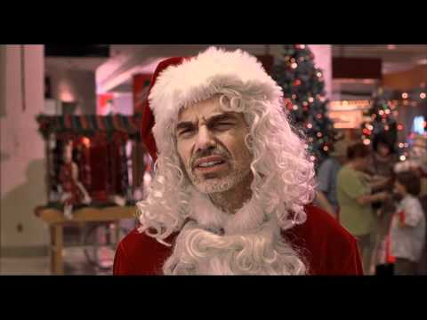 Bad Santa - Fuck Stick Scene