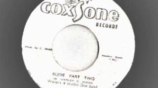 Bob Marley and the Wailers - rudie A & B side 1966 coxsone
