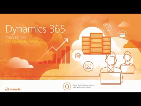 Unlock Value and Grow Your Business with Avanade Managed Services for Dynamics 365 for Operations