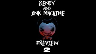 [Bendy SFM] Bendy and Ink Machine Preview 2