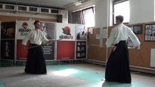 jo no awase 8 [TUTORIAL] Aikido advanced weapon technique