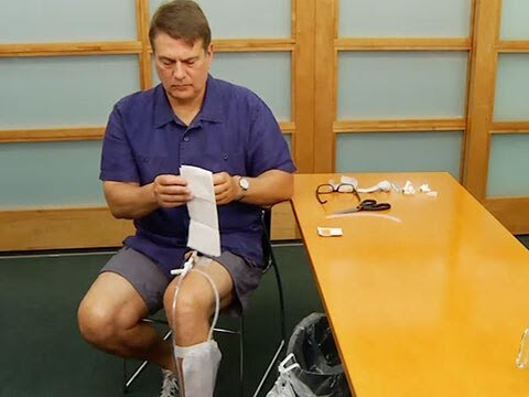 How to Remove Your Urinary (Foley) Catheter