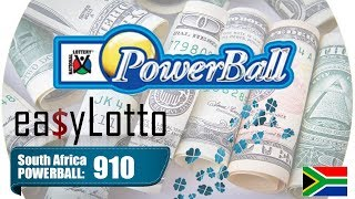 Latest Powerball results South Africa 14 Aug 2018