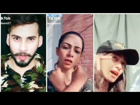 Pakistani response to India on tiktok  |by waqar ali