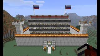 Minecraft(Прохождение карты