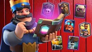 CLASH ROYALE: Top 8 Win Conditions for July 2021