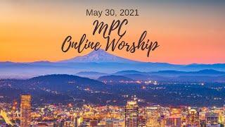 Worship for May 30