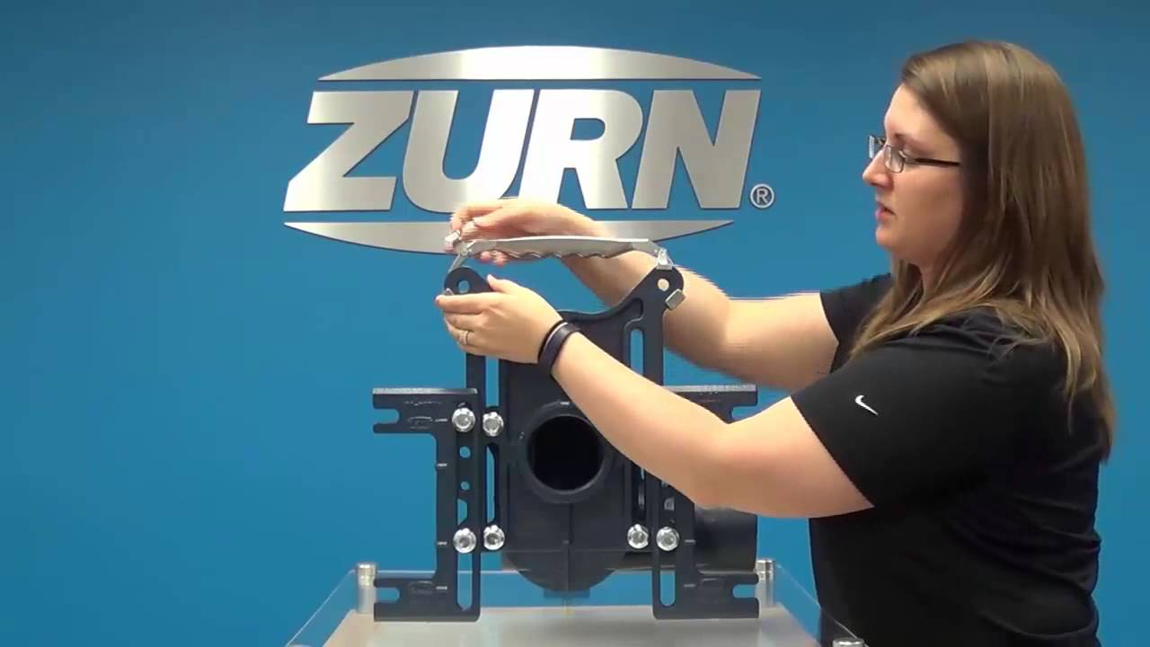 Zurn Carriers EZCarry Water Closet Carrier System   How To Assemble Handle    YouTube