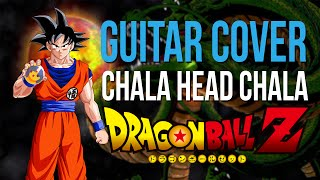 Dragon Ball Z - Cha-La Head-Cha-La - Guitar Cover