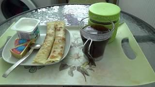 Блинчики сырные и кофе из Японии.По запросу. Израиль.