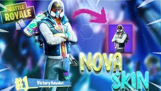 I BOUGHT THE SKIN ABSTRACKTO AND KILLED EVERYONE! -Fortnite Battle Royale ‹ BlackoutZ ›