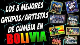 8 mejores grupos de Cumbia en Bolivia - Parte 1