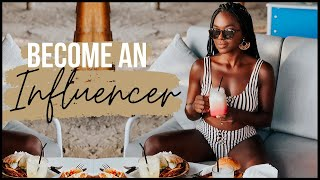 How to ACTUALLY be an Influencer in 2020 (What they don't tell you)