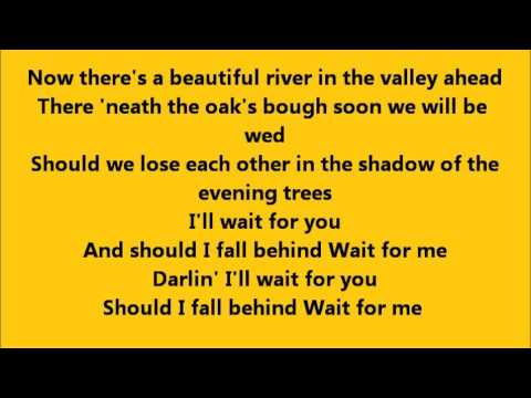 Bruce Springsteen - If I Should Fall Behind with Lyrics