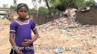 Property Brothers visit India - Arti | World Vision