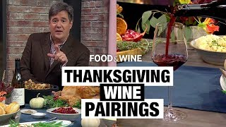 How to Pair Wine for Thanksgiving | Bottle Service | Food & Wine