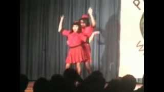 Candyman by Christina Aguilera - Variety Show - Swing Dance