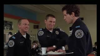Police Academy 1984 Fight scene